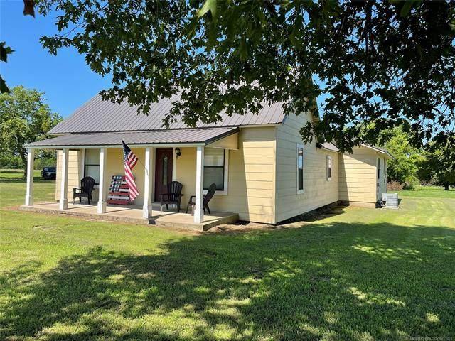 18035 S Prairie Bell Road, Morris, OK 74445 (MLS #2118549) :: House Properties