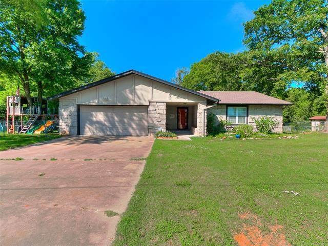 29501 E 158th Street S, Coweta, OK 74429 (MLS #2118607) :: House Properties
