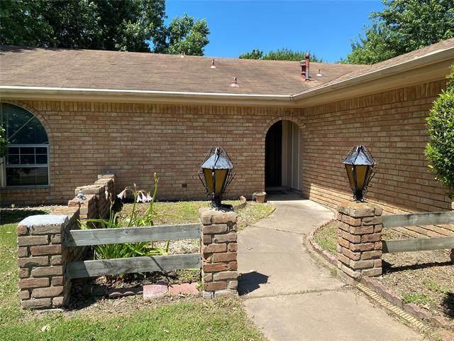 2724 S 109th East Avenue, Tulsa, OK 74129 (MLS #2118631) :: Active Real Estate