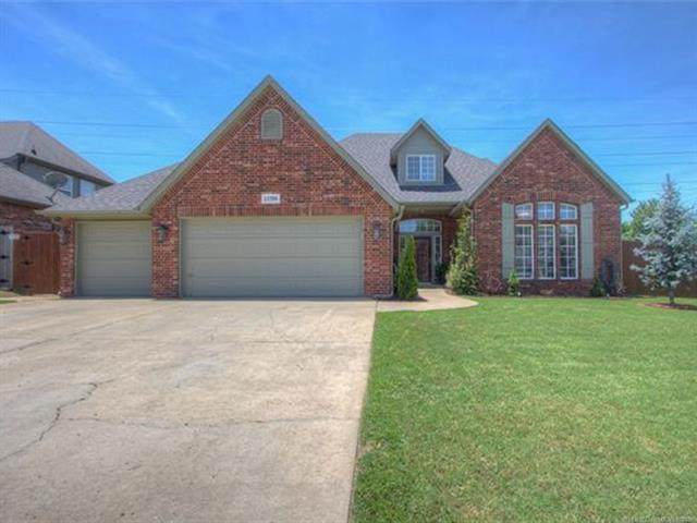 11704 S Willow Place, Jenks, OK 74037 (MLS #2118716) :: House Properties