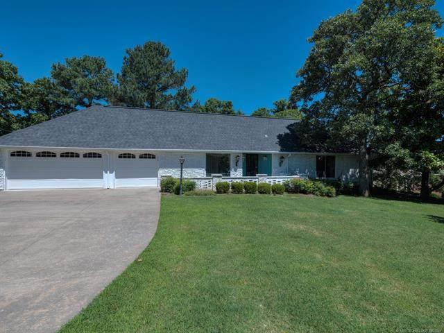 30 N Rembrandt Lane, Sand Springs, OK 74063 (MLS #2118765) :: House Properties