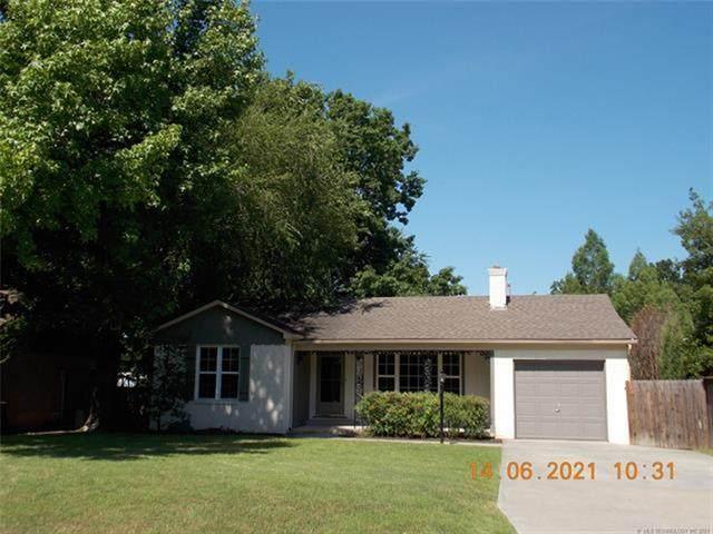 434 S Darlington Avenue, Tulsa, OK 74112 (MLS #2118787) :: 918HomeTeam - KW Realty Preferred