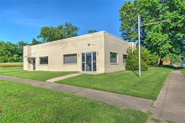 1026 W Broadway Street, Muskogee, OK 74401 (MLS #2118989) :: Active Real Estate