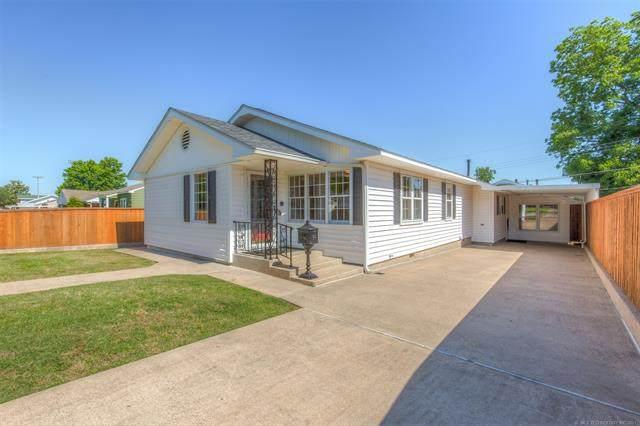 1333 E University Avenue, Sapulpa, OK 74066 (MLS #2119011) :: Active Real Estate
