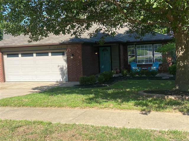 11214 S Nandina Avenue, Jenks, OK 74037 (MLS #2119106) :: 918HomeTeam - KW Realty Preferred