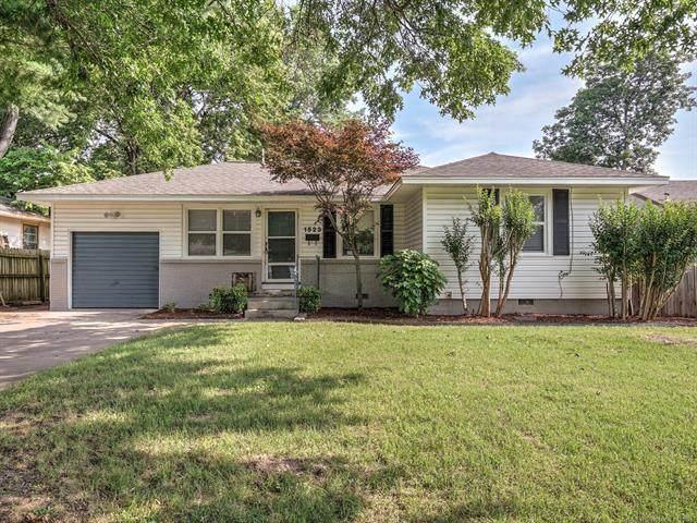 1523 E 50th Street, Tulsa, OK 74105 (MLS #2119249) :: Active Real Estate