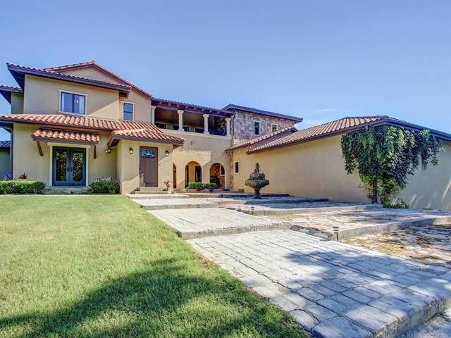 876 Barker Creek Drive, Sand Springs, OK 74063 (MLS #2119253) :: 580 Realty