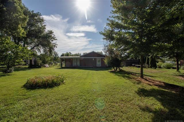 1759 Morris Road, Westville, OK 74965 (MLS #2119804) :: Active Real Estate