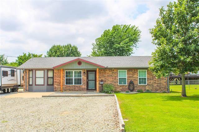 113822 S 4194 Road, Eufaula, OK 74432 (MLS #2120078) :: Active Real Estate