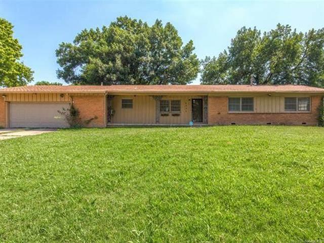 4235 S Erie Avenue, Tulsa, OK 74135 (MLS #2120149) :: Active Real Estate