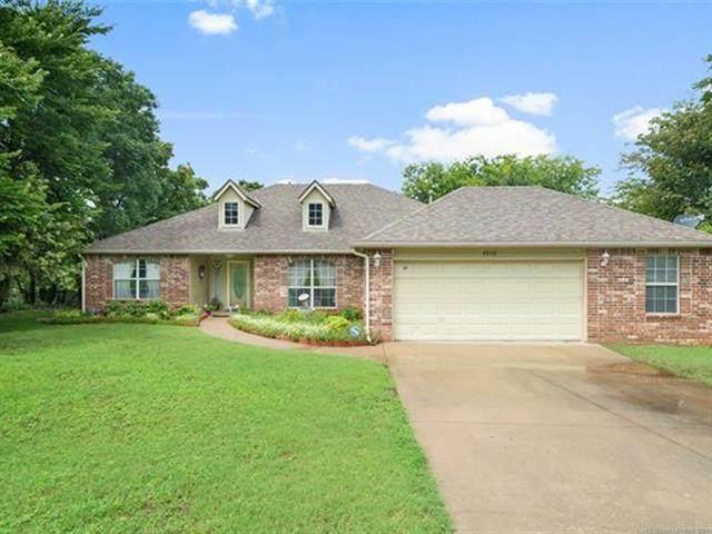 4939 E Chestnut Drive, Claremore, OK 74017 (MLS #2120444) :: Active Real Estate
