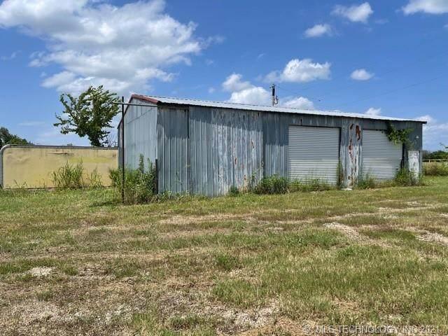 401 N County Line, Allen, OK 74825 (MLS #2120516) :: Active Real Estate