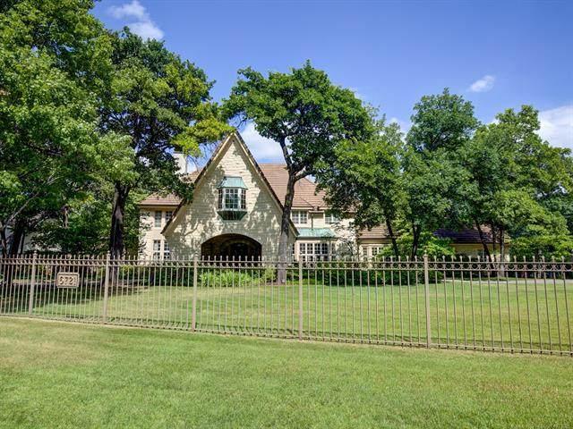 6721 S Evanston Avenue, Tulsa, OK 74136 (MLS #2120631) :: 918HomeTeam - KW Realty Preferred