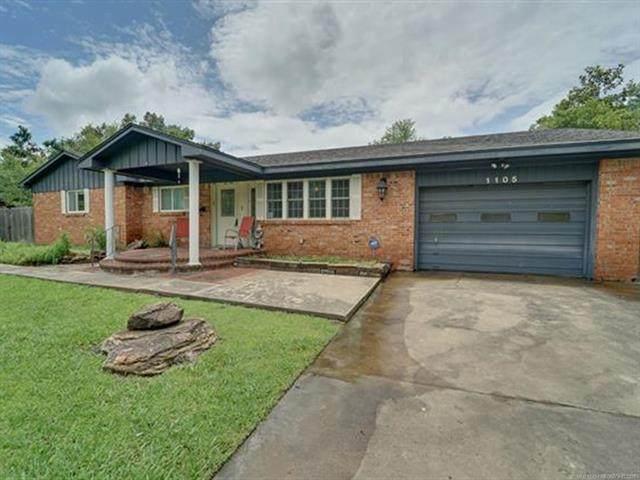 1105 S Wood Avenue, Hominy, OK 74035 (MLS #2120738) :: 580 Realty
