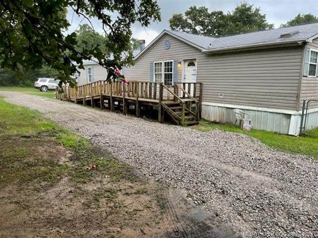 723 Seminole Pass, Sand Springs, OK 74063 (MLS #2120759) :: 580 Realty