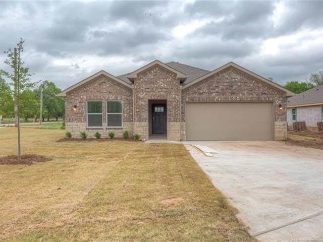 26414 Hahn Drive, Claremore, OK 74019 (MLS #2120847) :: Active Real Estate