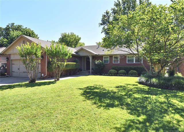 4627 S Quincy Place, Tulsa, OK 74105 (MLS #2120970) :: Active Real Estate