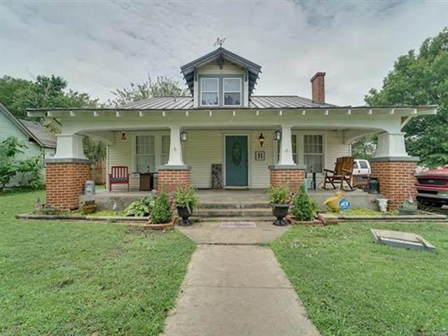 701 S Price Avenue, Hominy, OK 74035 (MLS #2121282) :: Active Real Estate