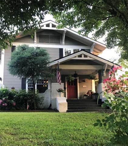 212 E 20th Street, Tulsa, OK 74119 (MLS #2121289) :: Active Real Estate