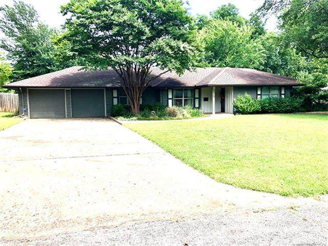 3639 S Gary Place, Tulsa, OK 74105 (MLS #2121377) :: Active Real Estate