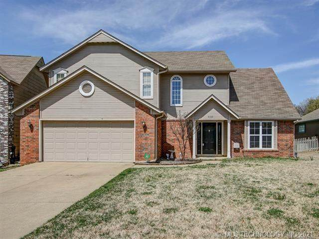 9109 E 88th Court, Tulsa, OK 74133 (MLS #2121460) :: 918HomeTeam - KW Realty Preferred