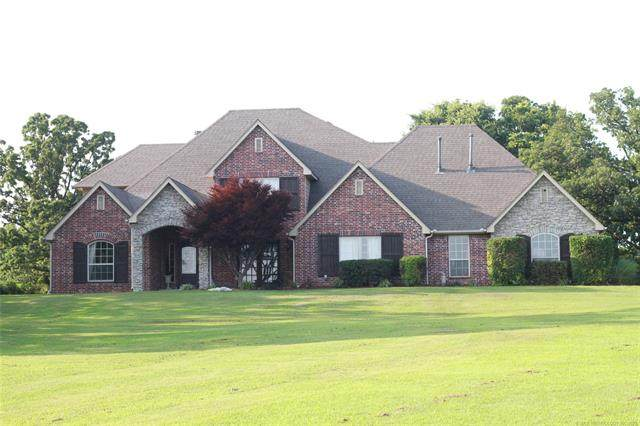 3595 E 430 Road, Oologah, OK 74053 (MLS #2121504) :: Hopper Group at RE/MAX Results