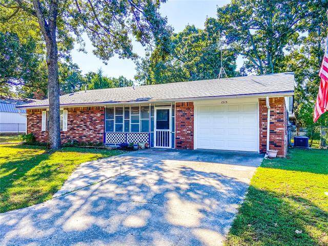 415668 E 1092 Road, Checotah, OK 74426 (MLS #2121551) :: Hopper Group at RE/MAX Results