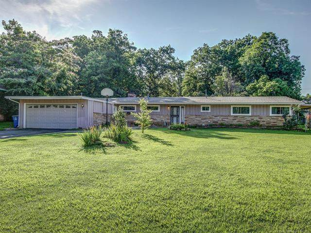 4189 S Trenton Avenue, Tulsa, OK 74105 (MLS #2121555) :: Active Real Estate