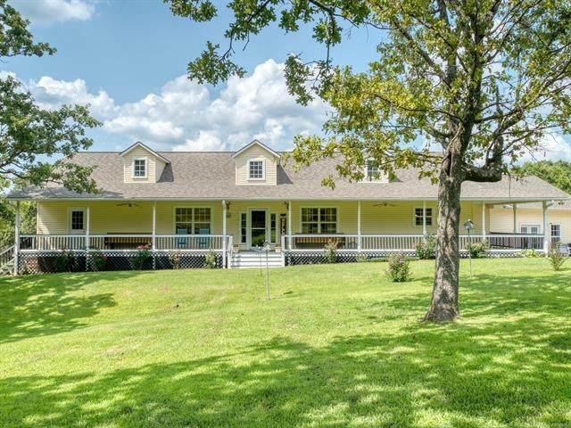 910 Sunset, Ada, OK 74820 (MLS #2121650) :: Owasso Homes and Lifestyle