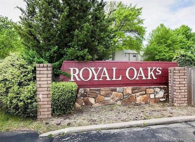 2206 E 66th Place #1611, Tulsa, OK 74136 (MLS #2121726) :: Active Real Estate