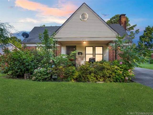 1420 S Winston Avenue, Tulsa, OK 74112 (MLS #2121829) :: 918HomeTeam - KW Realty Preferred