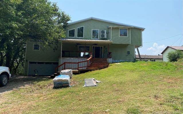 2451 E End Drive, Madill, OK 73446 (MLS #2122031) :: Active Real Estate