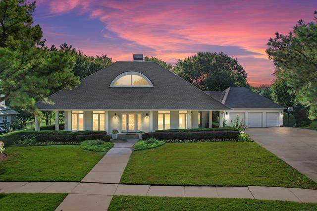 401 S Forest Ridge Boulevard, Broken Arrow, OK 74014 (MLS #2122320) :: Active Real Estate