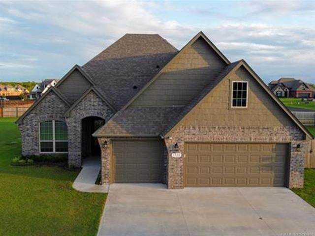 1920 E 172nd Place S, Mounds, OK 74047 (MLS #2122455) :: Active Real Estate