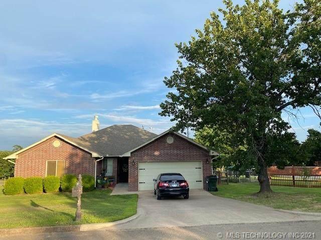 122 Elk Ridge Drive, Mannford, OK 74044 (MLS #2122479) :: 918HomeTeam - KW Realty Preferred