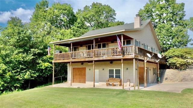 116862 S 4244 Road, Eufaula, OK 74432 (MLS #2122521) :: Active Real Estate