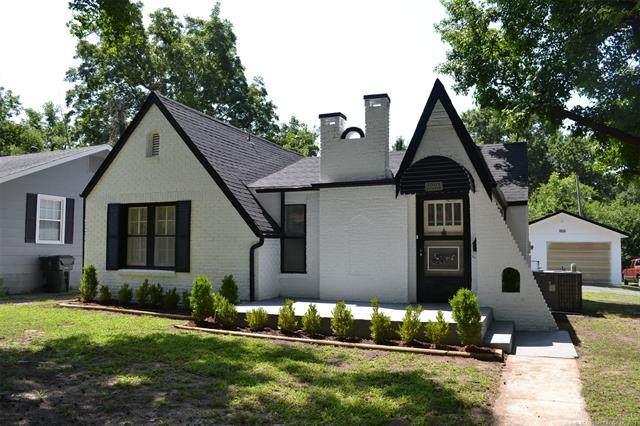 1501 Houston Street, Muskogee, OK 74403 (MLS #2122535) :: Owasso Homes and Lifestyle