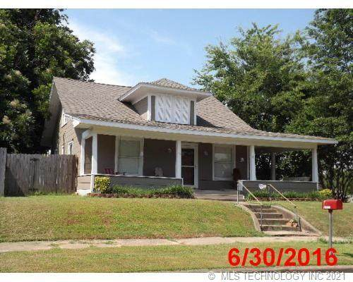 1501 Baltimore, Muskogee, OK 74403 (MLS #2122656) :: Active Real Estate