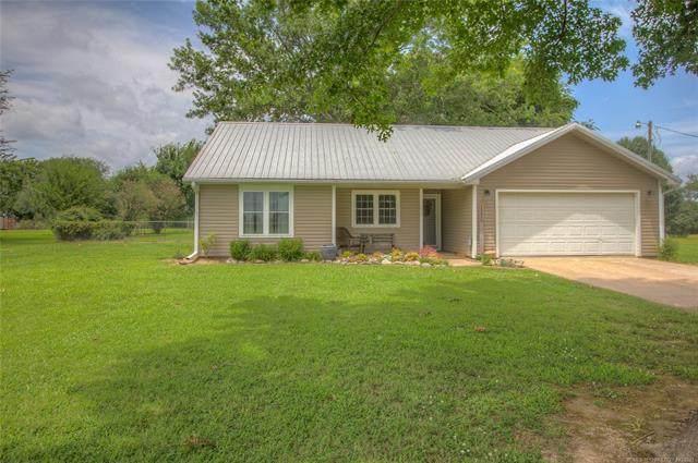 19455 S Prairie Bell Road, Morris, OK 74445 (MLS #2122703) :: 580 Realty