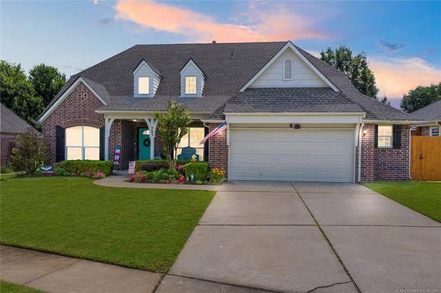 705 S 74th Street, Broken Arrow, OK 74014 (MLS #2122766) :: Active Real Estate