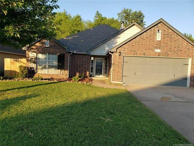 5137 Redbud Drive, Sand Springs, OK 74063 (MLS #2122767) :: Active Real Estate