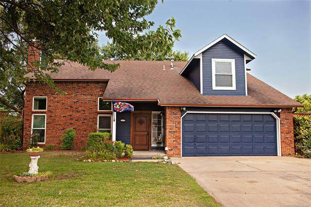 10010 N 108th East Avenue, Owasso, OK 74055 (MLS #2123025) :: Active Real Estate