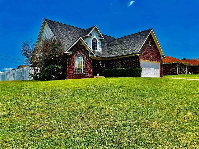 1402 E 8th Street, Cushing, OK 74023 (MLS #2123120) :: 918HomeTeam - KW Realty Preferred