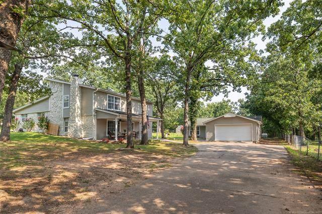 33771 E 740 Road, Wagoner, OK 74467 (MLS #2123123) :: Owasso Homes and Lifestyle