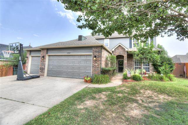 14202 E 103rd Street North, Owasso, OK 74055 (MLS #2123216) :: Hopper Group at RE/MAX Results