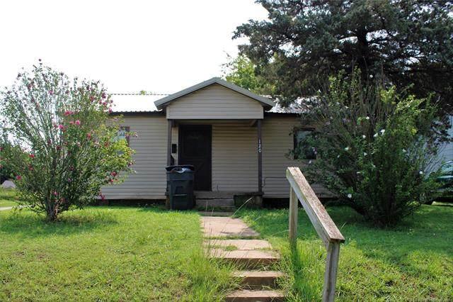 120 F Street NE, Ardmore, OK 73401 (MLS #2123413) :: 580 Realty