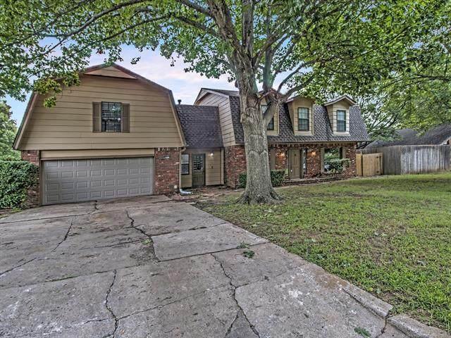 8817 S 71st East Avenue, Tulsa, OK 74133 (MLS #2123521) :: Active Real Estate