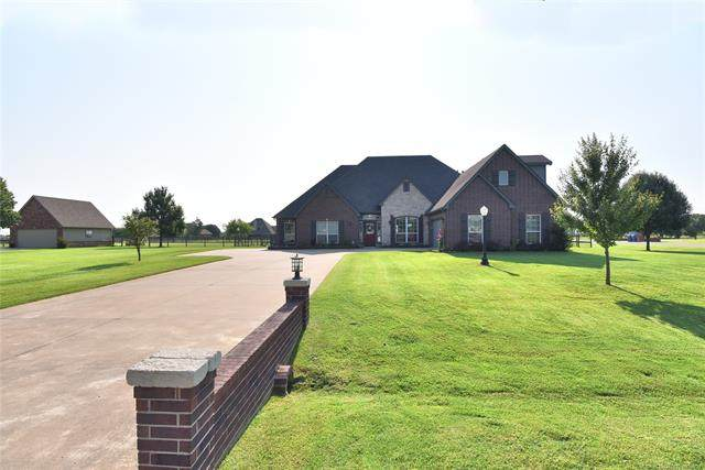 14723 N 58th East Avenue, Collinsville, OK 74021 (MLS #2123554) :: Hopper Group at RE/MAX Results