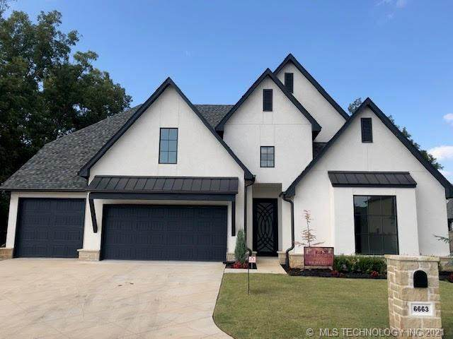6663 E 122nd Place S, Bixby, OK 74008 (MLS #2123601) :: Active Real Estate