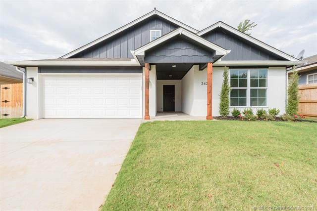 2428 S Nogales Avenue, Tulsa, OK 74107 (MLS #2124142) :: Active Real Estate